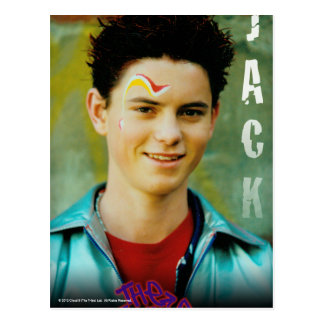 Jack The Tribe Post Card