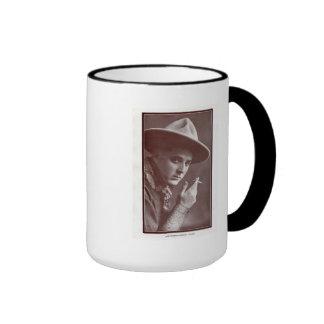 Jack Warren Kerrigan 1912 vintage portrait mug