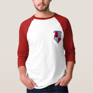Jackal Pack 3/4 sleeve men's Tshirt