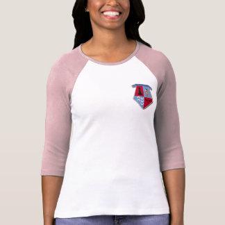 Jackal Pack women's 3/4 sleeve T Shirt