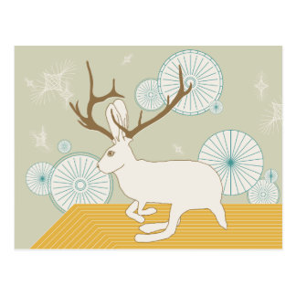 Jackalope Postcards