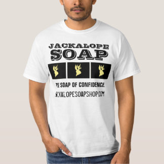 Jackalope Soap Factory Racer T-Shirt