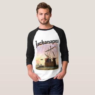 Jackanapes 3/4 Sleeve Shirt