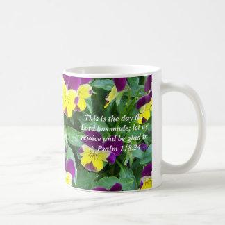 jackanapes viola, This is the day mug