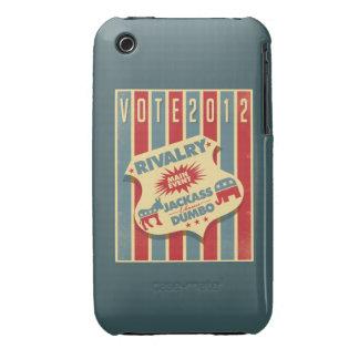 Jackass vs. Dumbo iPhone 3 Cases