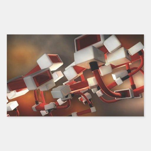 jacked_wallpaper_3d_models_3d_wallpaper_1920_1200_ rectangular sticker