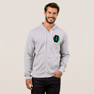 JACKET WITH HOOD BLEATED+CANVAS DESIGN OTTAWA