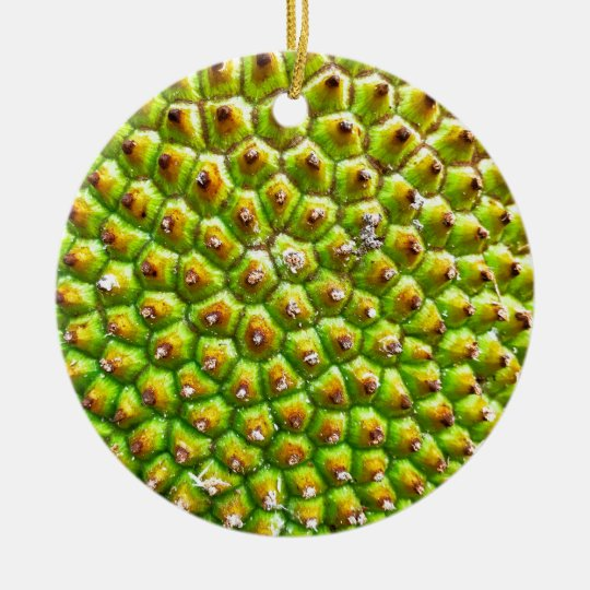 Jackfruit Dble-sided Ornament