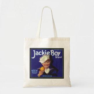 Jackie Boy Tote Bag