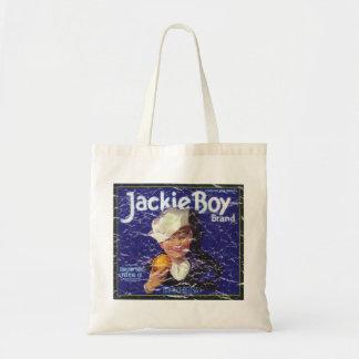 Jackie Boy - distressed Bag