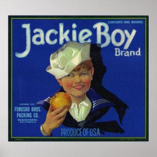 Jackie Boy Posters