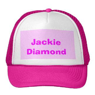 Jackie Diamond Cap