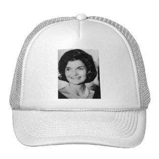 Jackie Kennedy Mesh Hat