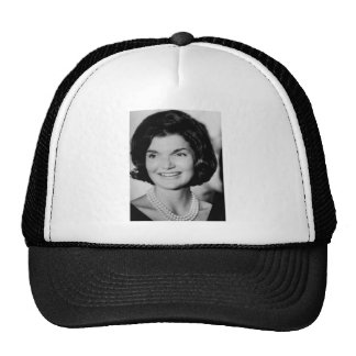Jackie Kennedy Mesh Hats