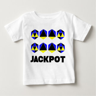 Jackpot Baby Fine Jersey T-Shirt