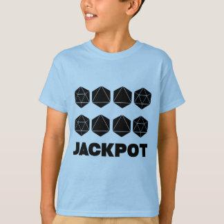 Jackpot Kids' Hanes TAGLESS® T-Shirt
