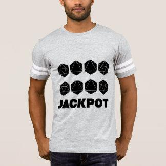 Jackpot Men's Football T-Shirt