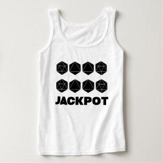 Jackpot Women's Tank Top