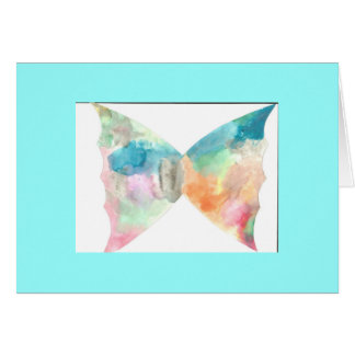 Jack's Butterfly Greeting Card