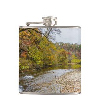 Jacks Fork Autumn Hip Flask