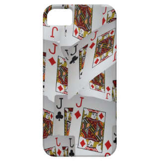 Jacks In A Layered Pattern,_ Case For The iPhone 5