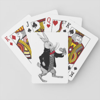 Jack's Little White Rabbit Deck Playing Cards