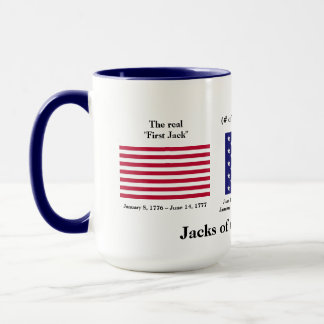 Jacks of the United States Mug