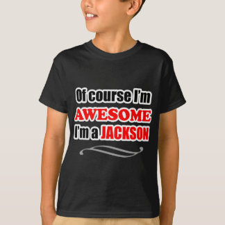 Jackson Awesome Family T-Shirt