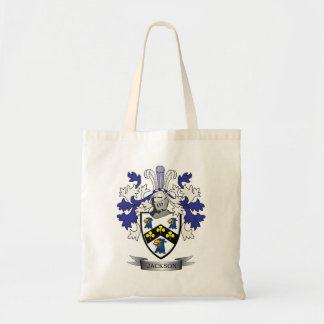 Jackson Coat of Arms Tote Bag