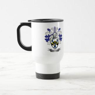 Jackson Coat of Arms Travel Mug