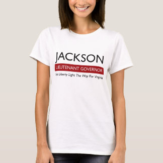 Jackson For Lt Gov Women's T T-Shirt