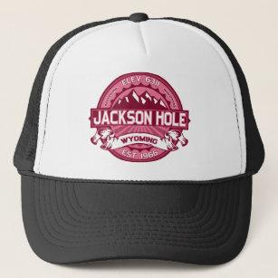 d34cb9af1e9179 Jackson Hole Honeysuckle Trucker Hat