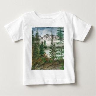 Jackson Hole Jenny Lake Baby T-Shirt