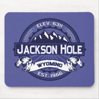 Jackson Hole Midnight Mouse Pad