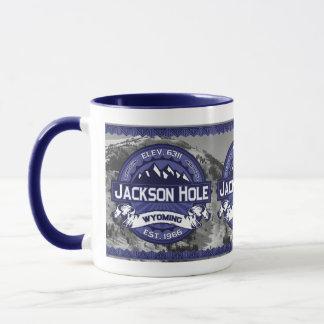 Jackson Hole Midnight Mug