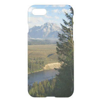Jackson Hole Mountains and River iPhone 8/7 Case