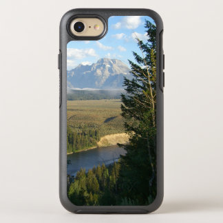 Jackson Hole Mountains and River OtterBox Symmetry iPhone 8/7 Case