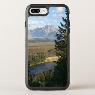 Jackson Hole Mountains and River OtterBox Symmetry iPhone 8 Plus/7 Plus Case