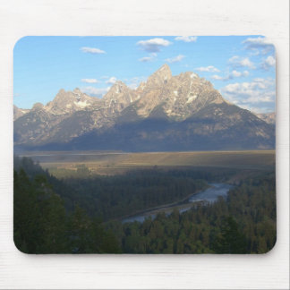 Jackson Hole Mountains Mouse Pad