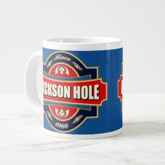 Jackson Hole Old Label Jumbo Mug