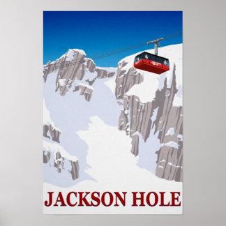 Jackson Hole Poster