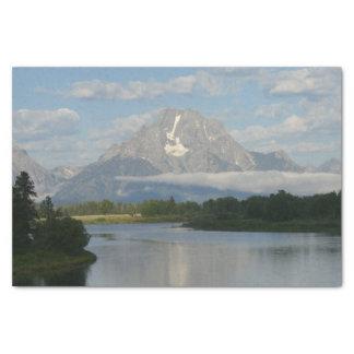 Jackson Hole River Tissue Paper