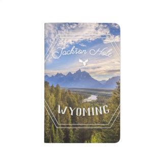 Jackson Hole Series 02 Pocket Notebook