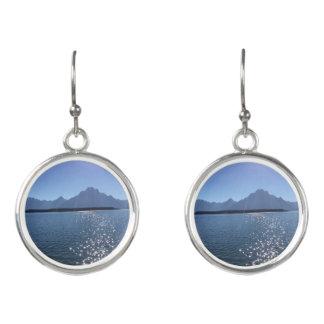 Jackson Lake Earrings