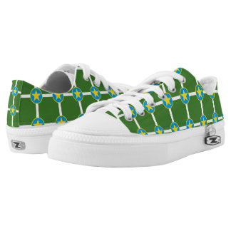 JACKSON, MS - .png Printed Shoes