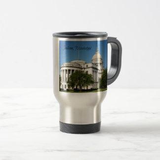 Jackson, MS Travel Mug