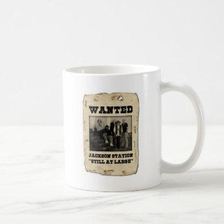Jackson Station Band coffee mug