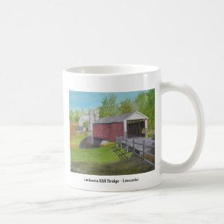 Jacksons Mill Bridge - Lancaster Coffee Mug