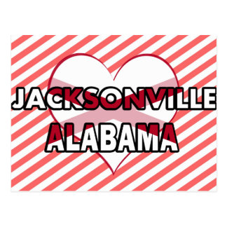 Jacksonville, Alabama Postcards