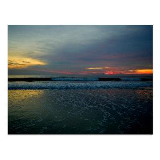Jacksonville Beach Sunrise Postcard